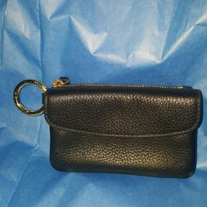 Vera Bradley Leather ID Purse